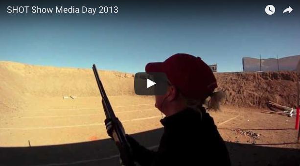 SHOTshow at the Range