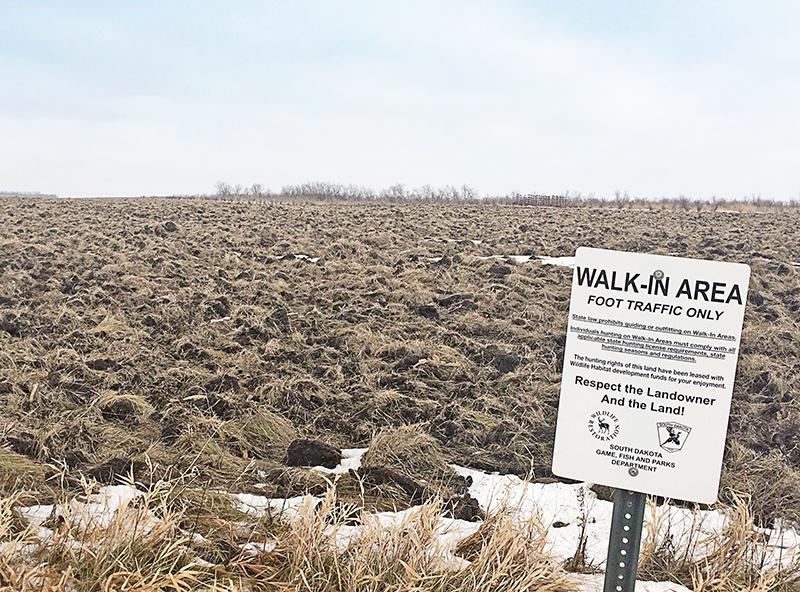Upland Habitat Loss