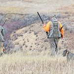 Upland Hunters in the Badlands