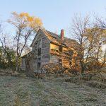 Leaning Prairie Home