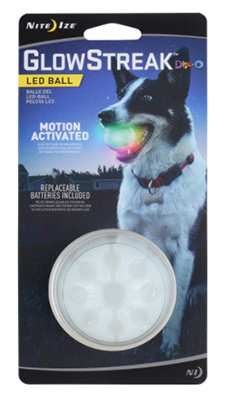 Nite Ize Glowstreak Ball