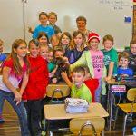 Mrs. Carney's Class, Mrs. Hawkins subbing