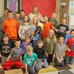 Mrs. Kahl's Class - Mrs. Parrot subbing