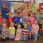 Mrs. Stephens and Mayer's Class