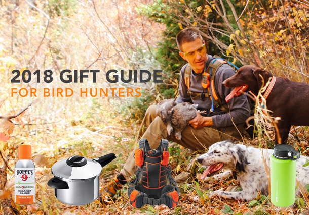 2018 Gift Guide for Bird Hunters