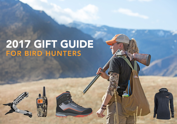 Gift Guide for Bird Hunters