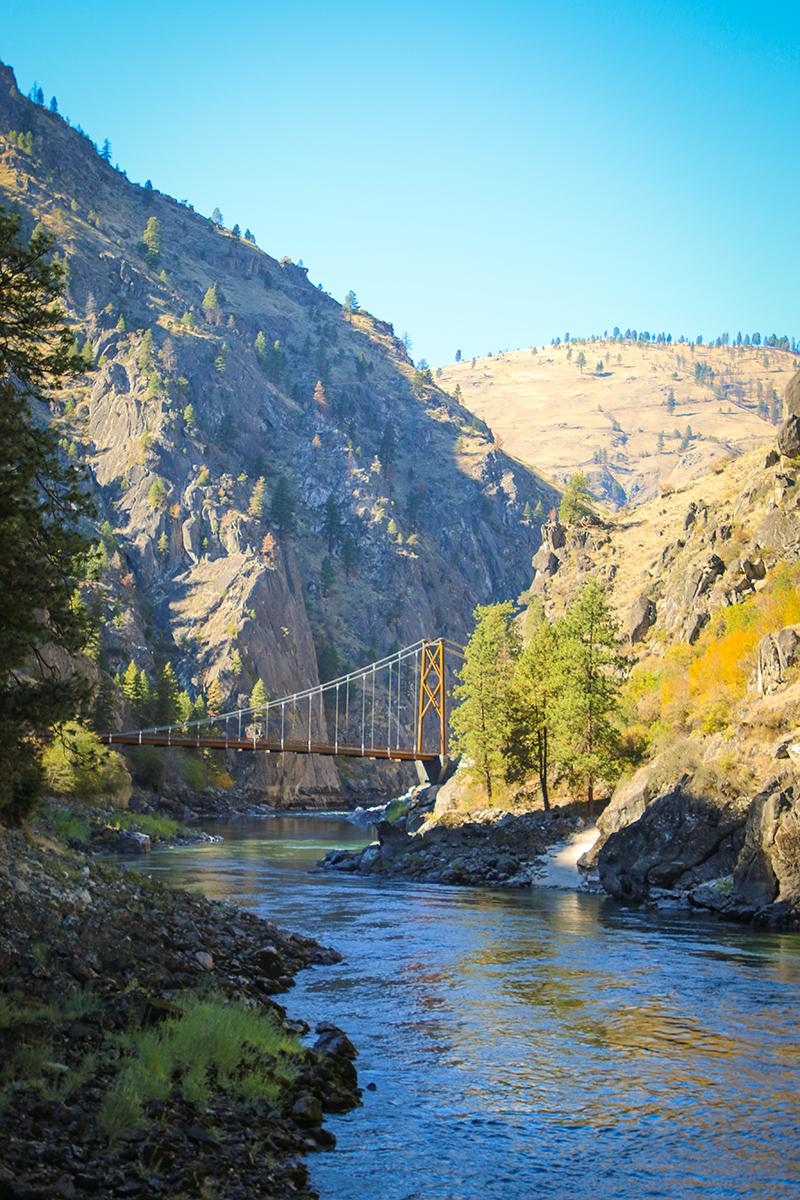 Idaho Canyon