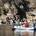 Raft Full of Hunters