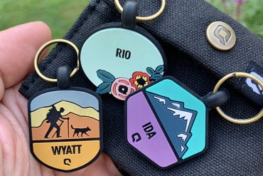 Qalo Dog Tags