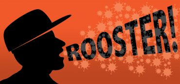 Yell Rooster