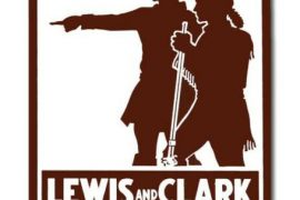 Lewis and Clark Trail Sign