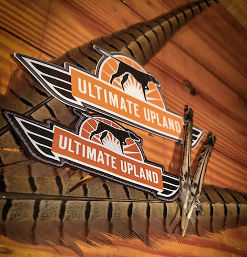 Ultimate Upland Decal